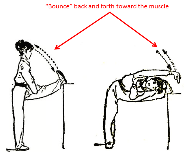 example of ballistic stretch