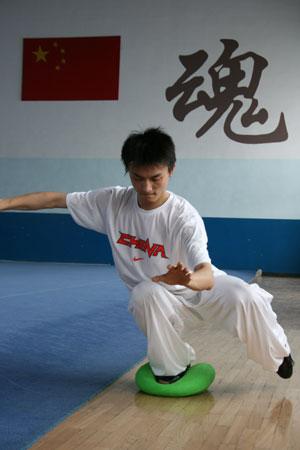 Wuyanan standing disc