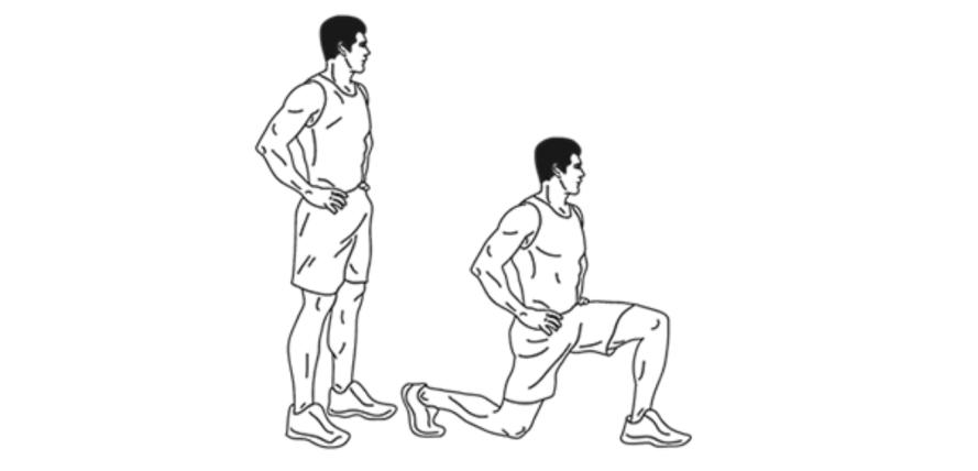 Injury Lower Body